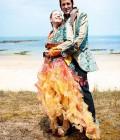 Costumes de mariage femme et homme